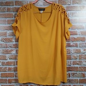 Say Anything Mustard Top
